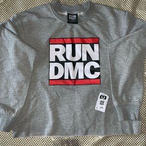 ❤️Run DMC crop top❤️